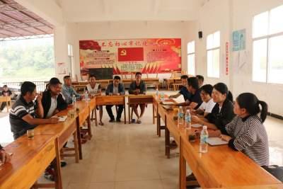 护国村召开人居环境整治专题座谈会