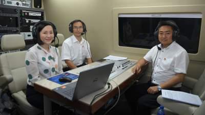 《德宏热线》走进陇川,共接听了6名听众热线