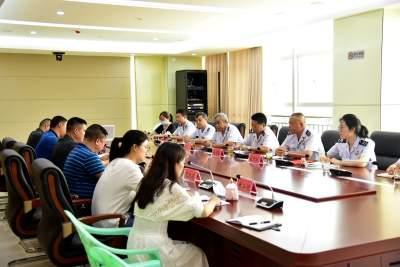 """陇川县人民法院、陇川县税务局开展党建""""结对共建""""活动"""