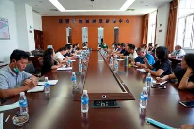 陇川县融媒体中心赴瑞丽融媒体中心考察学习