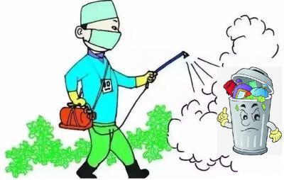 """消除""""四害"""",预防疾病,病媒生物防制全攻略!"""