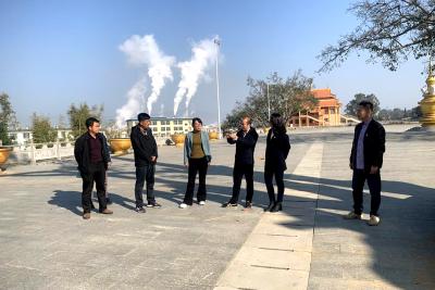 陇川县开展全县文物消防安全检查