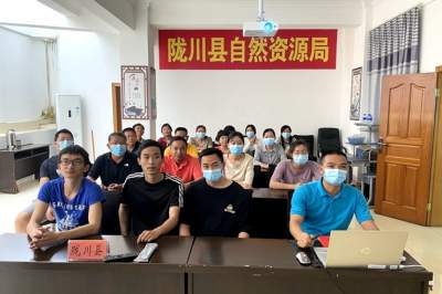 """陇川县自然资源局开展""""4.15""""国家安全教育活动"""