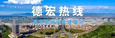 《德宏热线县市长访谈》走进陇川