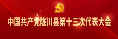 定了,陇川县第十三次党代会于6月21日至24召开