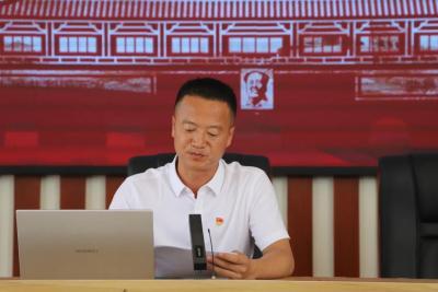 """陇川县委组织部""""十个一""""活动庆祝建党一百周年"""
