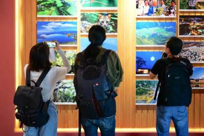 COP15|20多家央媒、省媒记者走进德宏