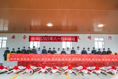 建军94周年,致敬最美中国军人