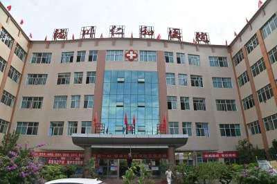 两优一先  陇川仁和医院党支部:党旗在民营医院高高飘扬