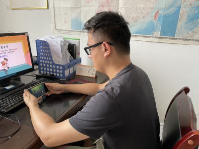 陇川县防震减灾局开展2021年全县公共机构节能宣传周和低碳日活动
