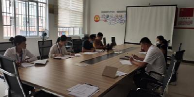 陇川县工业和商务科技局开展电子商务项目监督指导
