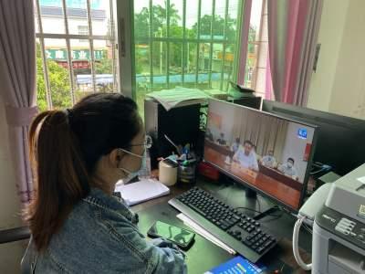 学史力行 |陇川农场组织观看绿色低碳主题系列公益宣传片