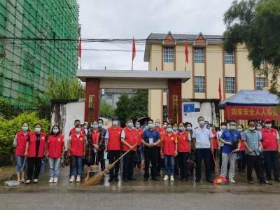 学史力行  陇川税务局以志愿服务检验党史学习教育成效