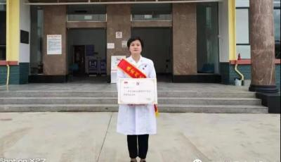 两优一先 | 张华香:用行动诠释一名共产党员的奉献精神和本色