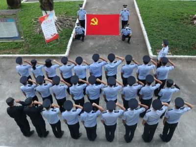 边检人的告白:国庆我在岗,坚守不打烊