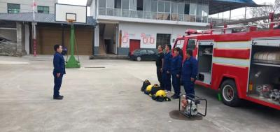 学史力行 |户撒乡:消防、文旅联合开展旅游景区、重点单位消防安全检查