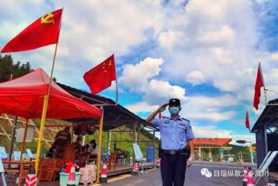 【身边的榜样】人民警察李永刚,坚守在这里