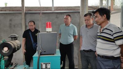 陇川县全力以赴做好COP15广播电视播出和网络安全保障工作