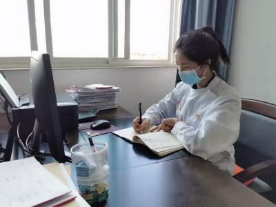 两优一先   苏海燕:用行动诠释了一名医务工作者的医者大爱