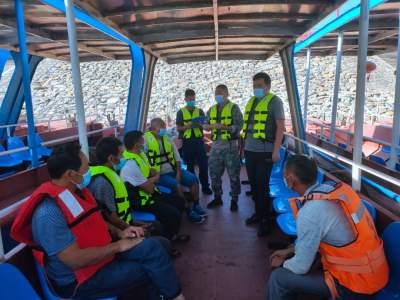 护航COP15,勐约乡安全生产大检查进行时