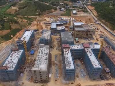 """丘北县""""五强化五到位""""稳步推进在建高中项目建设工作"""
