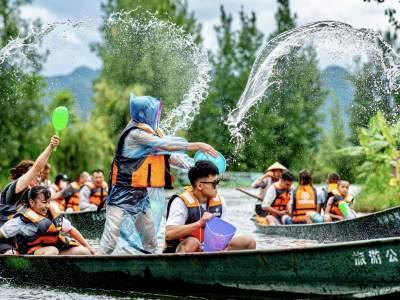 云南普者黑文化旅游开发有限公司夜游项目合作商招募公告