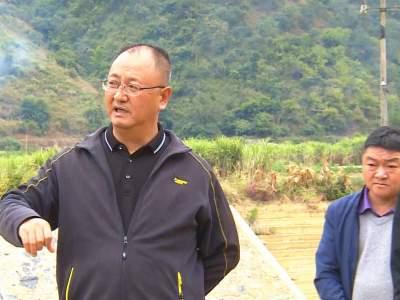 杨波到温浏乡开展巡河护河工作