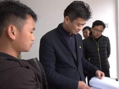 张彦到丘北县调研基层软弱涣散党组织提升整改情况
