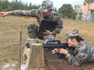 增强战斗力!丘北县2020年度基干民兵军事训练圆满收官