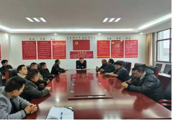丘北县机关事务管理局召开抽调驾驶员及车辆支援广南县脱贫攻坚普查动员会
