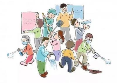 @丘北人!这些爱国卫生专项行动常识,你要知晓