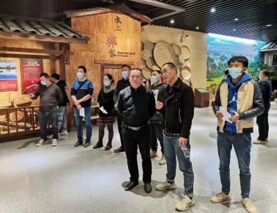 丘北县文旅局:加强县际交流学习 共话文旅事业发展
