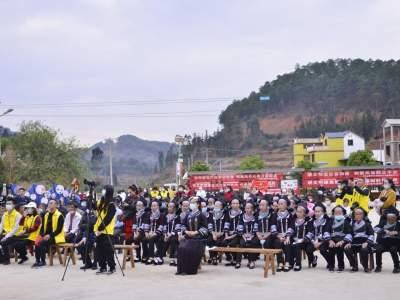 丘北:让党的十九届五中全会精神民语宣讲进村寨