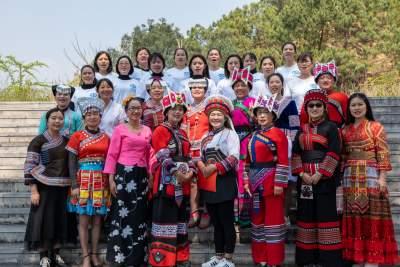 """丘北县水务局开展""""三八""""国际妇女节纪念活动"""
