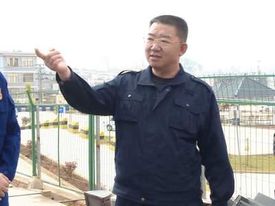 秦文波到城区调研病媒生物防制和安全生产工作