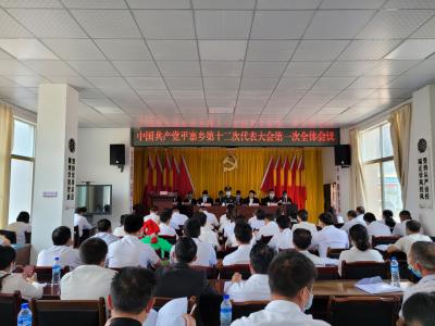 丘北县平寨乡召开第十二次代表大会