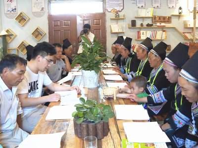 丘北县新时代文明实践点:小阵地发挥大作用