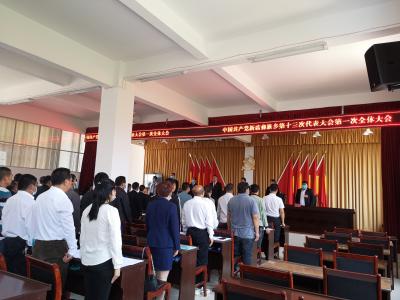 丘北县新店彝族乡召开第十三次代表大会