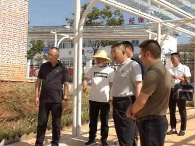 秦文波调研旅游产业发展和城市建设工作
