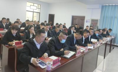 【教育整顿】丘北县司法局开展第十次集中学习暨第七次政治轮训