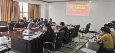 丘北县政务服务管理局强化创建知识学习提升创建工作能力