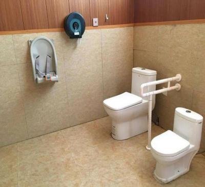 丘北公厕智慧升级初见成效