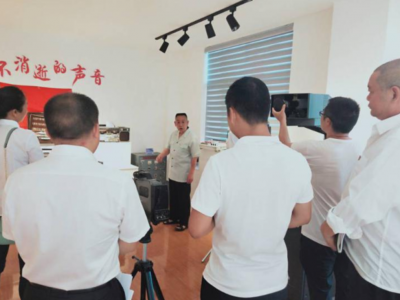 """丘北县媒体中心党史学习现场教学有""""新""""意"""