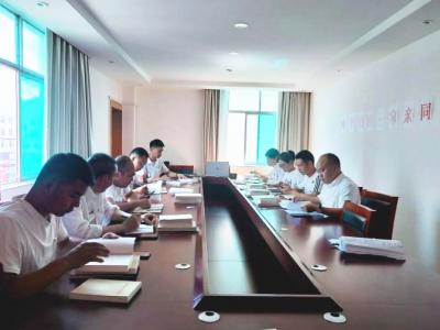 """丘北县融媒体中心党史学习注重""""四箭齐发"""""""