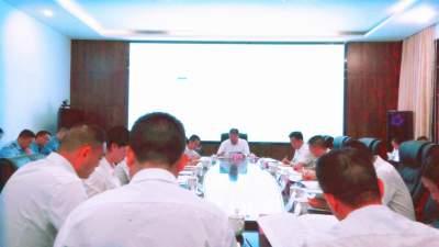 丘北县召开政法队伍教育整顿领导小组第四次会议暨查纠整改环节工作推进会