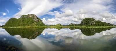 绽放碧水蓝天 永葆河湖美丽 ——丘北普者黑湖美丽河湖优秀案例