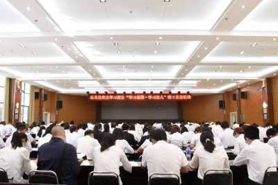 """丘北县""""线上+线下""""助推党史学习教育常态化"""