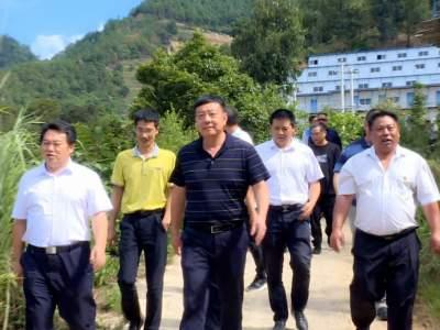 州人大常委会到丘北县开展《中华人民共和国地质灾害防治条例》执法检查
