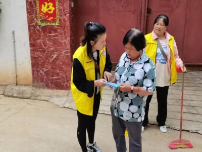 丘北县文旅综合行政执法大队全力构筑反诈防线