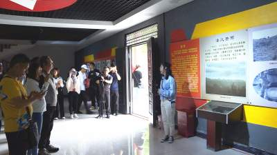 走进红色文山丨富宁县谷拉乡传承红色记忆 大力发展精品旅游
